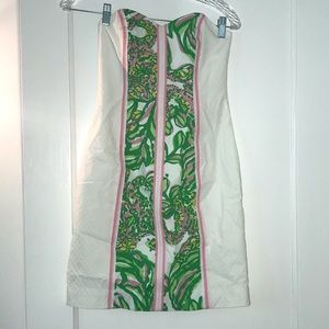 Like New! Lilly Strapless Dress